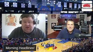 Rightside of Campus Sports Betting Show 10/21/19
