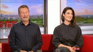 PEAKY BLINDERS 5 Natasha O'Keeffe & Steven Knight Interview 02/08/2019