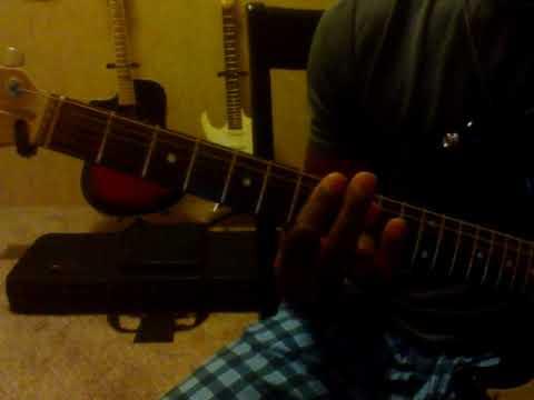 Joy Vashawn Mitchell Guitar Chords