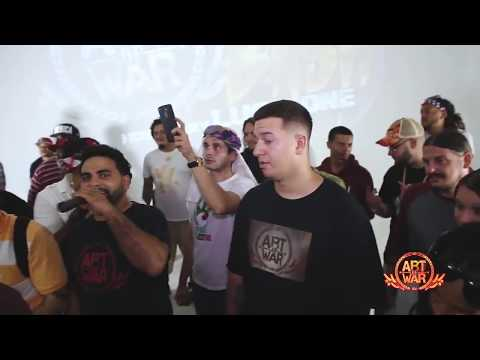 KOTD - Rap Battle - Knowledge Medina vs Dropz | #GZ