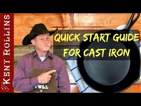 How to Use Cast Iron: Cooking, Cleaning and Seasoning
