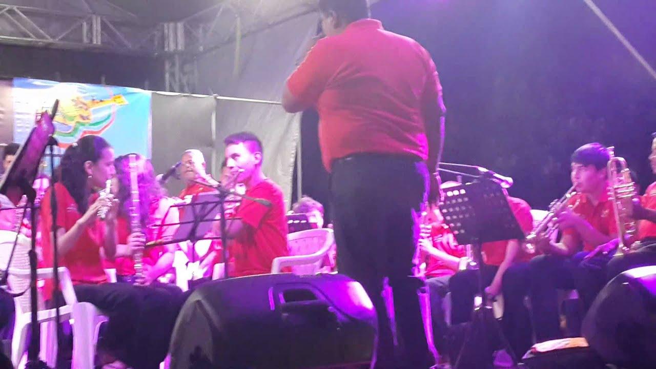 Escuela De Música Jinotega Nicaragua Youtube