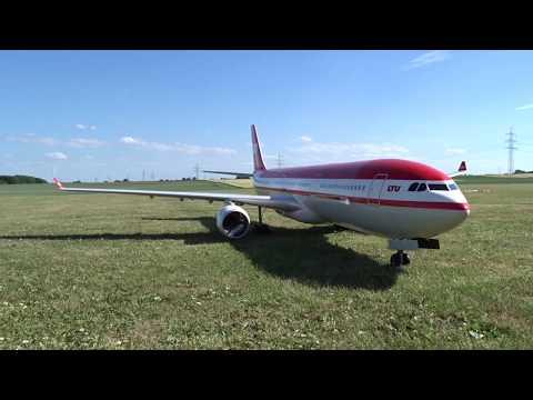 XXL RC Airliner Airbus A330-300 (7. IFF Impeller Freundschaftsfliegen Wey 2017)