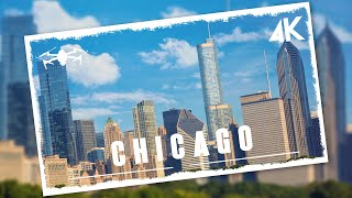 Discover Chicago by drone | Incredible aerial footage in 4K