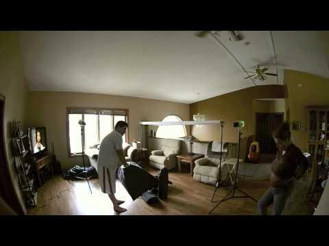 Home Photography Studio Setup Youtube