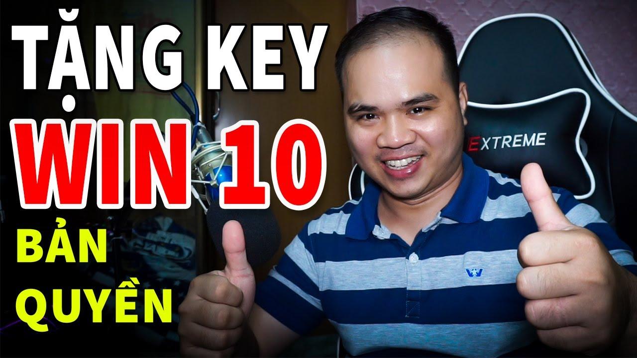 Chỉ cần tốn 5p cuộc đời bạn sẽ có ngay Key Win 10 Bản quyền cực xịn