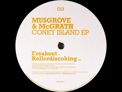Musgrove & McGrath ‎– Freakout (Original Mix)