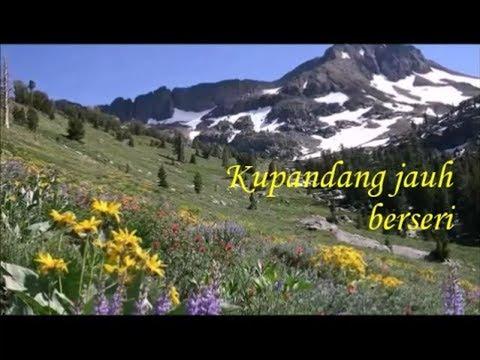 Kr. SEKUNTUM BUNGA DI PUNCAK GIRI - Sri Widadi (Album Lagu Keroncong Asli Vol 4)