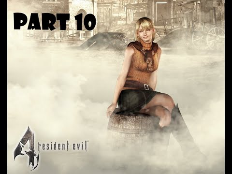 Resident Evil 4 Ultimate HD Edition Walkthrough Gameplay (Pc) Part 10 Ashley Graham Escape |