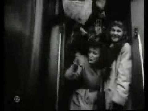 Edith Piaf avec les Compagnons. 1947