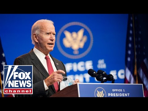 TRAITOR Biden gives update on COVID-19 vaccination efforts