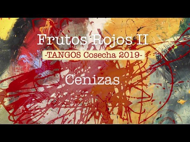Cenizas - Máximo Blostein, letra. Beatriz Palumbo, música – Verónica Koufati, voz