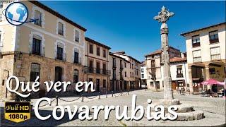 Qué ver en Covarrubias, Burgos - Uno de los pueblos más bonitos de España