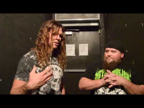 Chris Broderick of Act of Defiance Interview