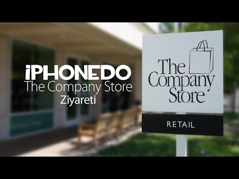 Apple - The Company Store (CC in English)