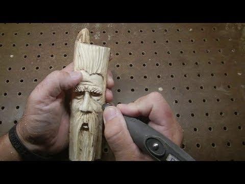 Wizard spirit wood