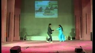 Deepak & Sonia - Salsa Dance - Kala Ankur Ajmer - NRITYANJALI