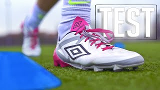 Umbro Velocita Pro Football Boots – Test & Review by freekickerz