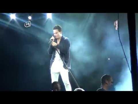 Imágenes exclusivas del concierto de Silvestre Dangond en el Poliedro de Caracas