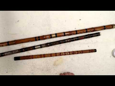 Choosing the First Dizi (Chinese Flute)