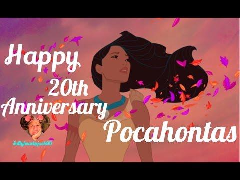 Happy 20th Anniversary Pocahontas✨