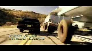 Fast and Furious 4 Trailer 2009 السرعه والغضب 2009