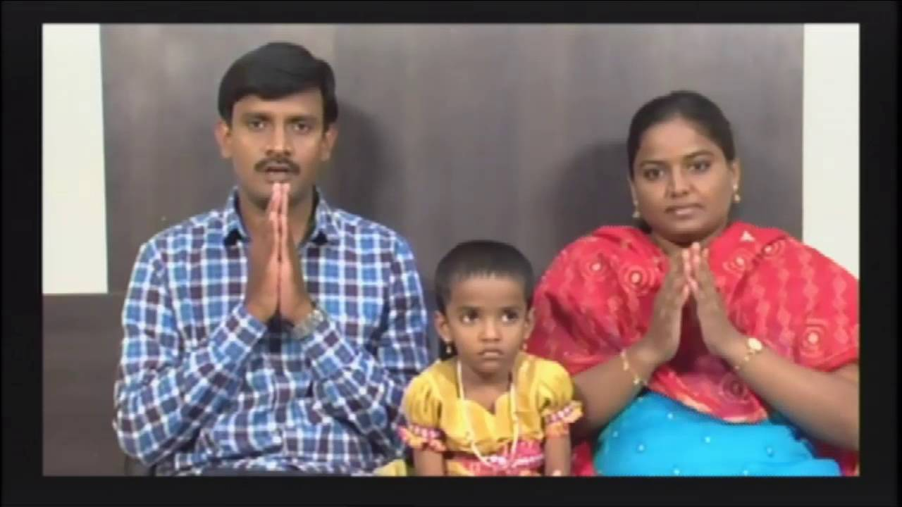 Sunday Service#3 - 10 Jul 2016- Calvary Temple Hyderabad