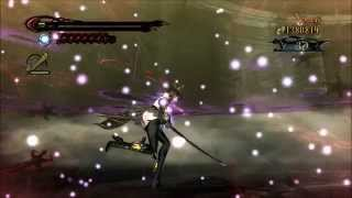 Bayonetta Gameplay(Xbox 360)