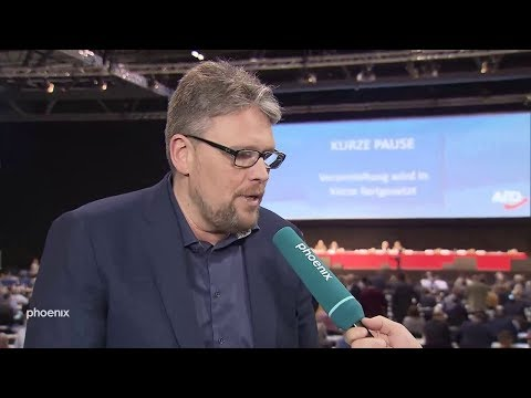 Die AfD ist die Arbeiterpartei Nr. 1 - Guido Reil (AfD) 12.01.2019 - Bananenrepublik