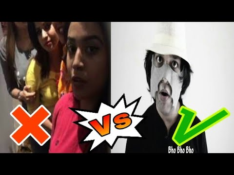 Teri Choodiyo Ki || Isme Tera Ghata (4viralgirls) Best Reply Teri Chu Teri Chu Roast Musicallycancer