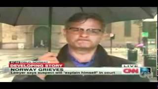 Suspected Norwegian terrorist took most of Unabomber