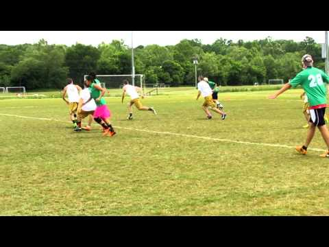 Apex vs Green Hope 2014 NC Ultimate Championships