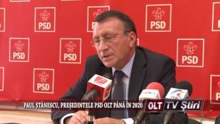 PAUL STANESCU PRESEDINTELE PSD OLT PANA IN 2020 0806