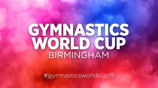 2019 Gymnastics World Cup - Women's Artistic