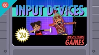 Input Devices: Crash Course Games #24