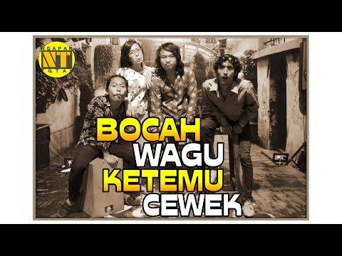 BOCAH WAGU KETEMU CEWEK - Film Pendek Ngapak Kebumen