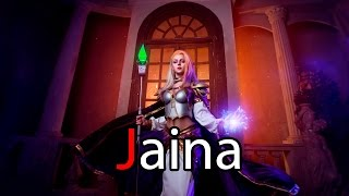 World of Warcraft el Lore de Jaina por Dange