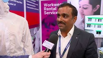 CPhI & P-MEC India   Interview with Lindstrom