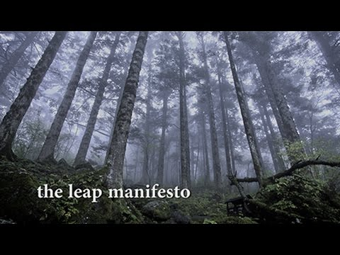 The Leap Manifesto: Could This Be Canada's Progressive Answer?