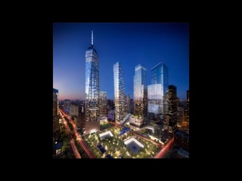 2 World Trade Center Redesign Construction Update ( On Hold )
