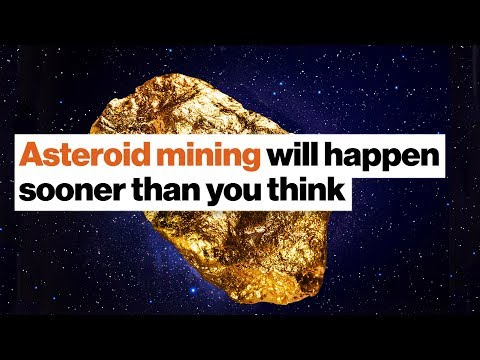Michio Kaku predicts asteroid mining will happen sooner than