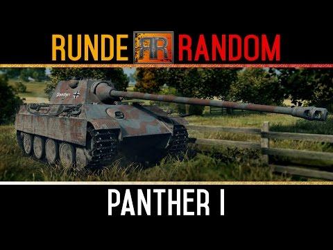 World of Tanks | [GER] RR #1 - Panther I