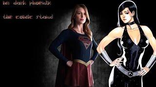 Wonder Girl Donna Troy on Supergirl #SupergirlSeason2 (TCS#122)
