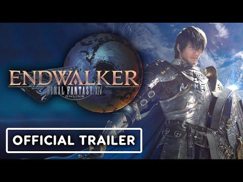 Final Fantasy XIV: Endwalker - Official Cinematic Teaser Trailer