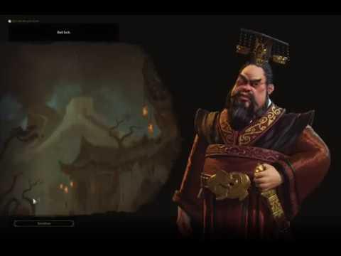 Sid Meier's Civilization VI DX12 - Surface Book 2