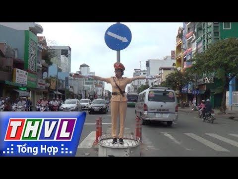 THVL | Người đưa tin 24G: Từ tháng 8, nữ CSGT xuống đường điều tiết giao thông tại TP.HCM