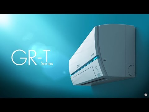 GR-T Series (India): Mitsubishi Electric Air Conditioner