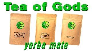 Free Yerba Mate Tea. Top Quality.