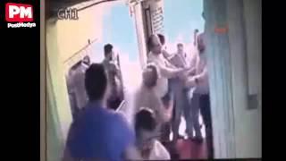 AKP'li Vekilin Yanındakilerden Esnafa Önce Meydan Dayağı, Sonra Tehdit