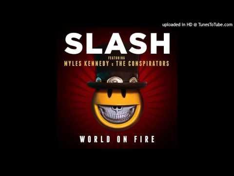 Slash - Wicked Stone 歌詞+中文翻譯